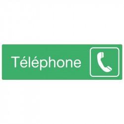 """Plaque """"Téléphone"""""""
