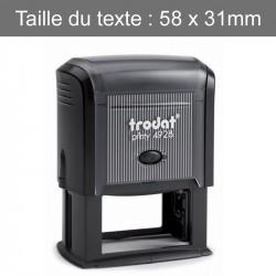 Tampon Encreur Trodat 4928