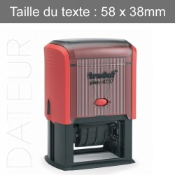 Tampon Encreur Trodat 4727