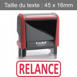 "Tampon XPrint ""relance"""