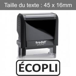 "Tampon XPrint ""écopli"""