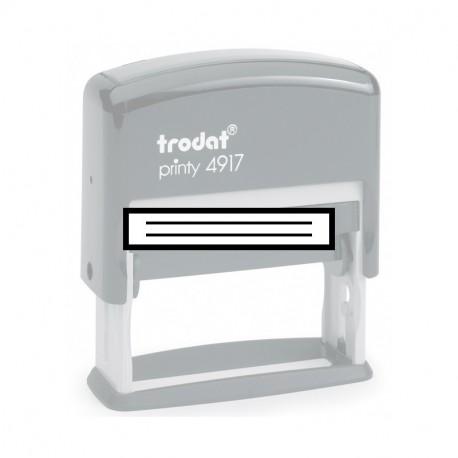 Empreinte pour Trodat 4917